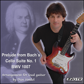 EZGTR Bach Prelude Complete JAM PACK | Music | Rock