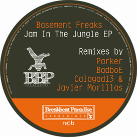 E. Jam In The Jungle (Calagad 13 & Javier Morillas remix) | Music | Dance and Techno