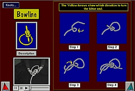Learn to Tie Knots Digital Sailing Lesson for PC or Mac | Movies and Videos | Fitness