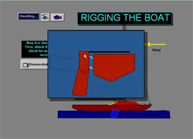 Rigging The Sailboat Digital Sailing Lesson App for Blackberry | Software | Mobile