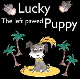 Lucky the Left-Pawed Puppy -  PC Version on Sale!