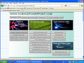geology topics unit