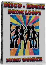 Disco House Drum Loops | Music | Soundbanks