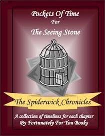 Pockets of Time for The Seeing Stone: The Spiderwick Chronicles | eBooks | Education