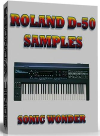 Roland D-50 Samples With Kontakt Files | Music | Soundbanks