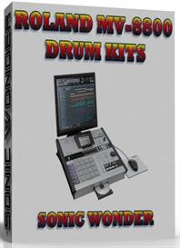 Roland Mv-8800 Drum Kits | Music | Soundbanks