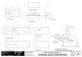 Cutaway Attachment for Bender Jig | Other Files | Patterns and Templates