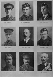Edinburgh University Roll Of Honour 1914-1919 Plate 29 | Other Files | Photography and Images