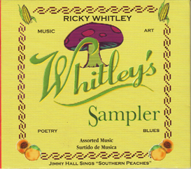Mean Town Blues - Ricky Whitley Sampler
