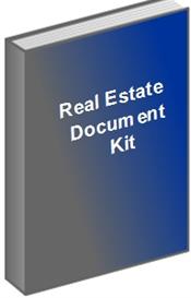 real estate document kit