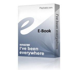 I've been everywhere | eBooks | Music