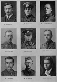 Edinburgh University Roll Of Honour 1914-1919 Plate 37 | Other Files | Photography and Images