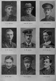 Edinburgh University Roll Of Honour 1914-1919 Plate 39 | Other Files | Photography and Images