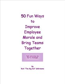 Improve Employee Morale | eBooks | Business and Money
