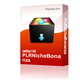 PLRNicheBonanza | Other Files | Documents and Forms
