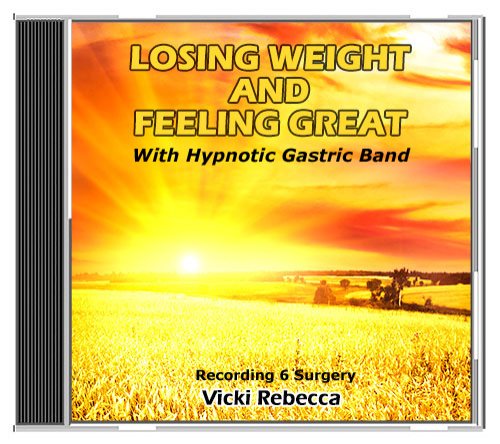 First Additional product image for - Losing Weight and Feeling Great with the Hypnotic Gastric Band Recording 6 Surgery