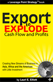 Export to Explode Cash Flow and Profits: Creating New Streams of Business in Asia, Africa and the Americas with Little Investme