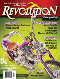 Revolution Motorcycle Mag Vol 14 Francais | eBooks | Automotive