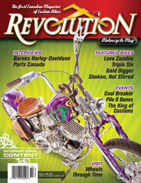 Revolution Motorcycle Mag Vol 14 English | eBooks | Automotive