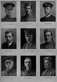 Edinburgh University Roll Of Honour 1914-1919 Plate 44 | Other Files | Photography and Images