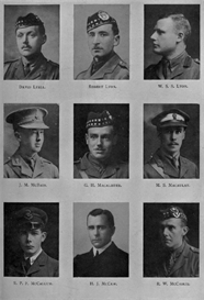 Edinburgh University Roll Of Honour 1914-1919 Plate 46 | Other Files | Photography and Images