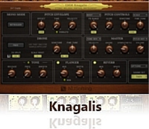 EMM Knagalis = ethno synth for PC and Mac | Software | Audio and Video