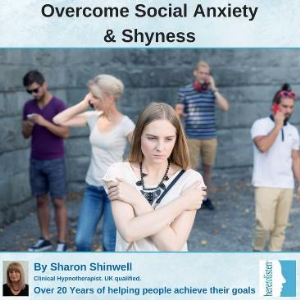Overcome Social Anxiety and Social Phobia with Self Hypnosis | Audio Books | Self-help