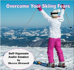 control skiing nerves & fears hypnosis download