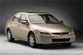 2003 Honda Accord Sedan MVMA | eBooks | Automotive