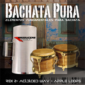 Bachata Pura | Software | Add-Ons and Plug-ins