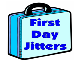 First Day Jitters Lunchbox Writing Templates | Other Files | Documents and Forms