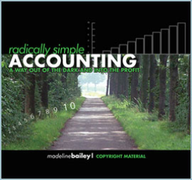 Radically Simple Accounting Audiobook | Audio Books | Business and Money