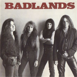 BADLANDS Badlands (1989) (ATLANTIC RECORDS) (11 TRACKS) 320 Kbps MP3 ALBUM | Music | Rock