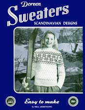 Scandinavian Sweaters - Adobe .pdf Format | eBooks | Arts and Crafts