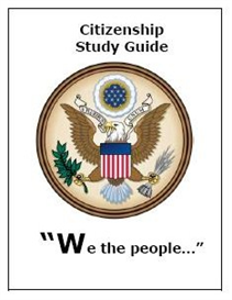 Citizenship Study Guide