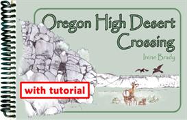 oregon high desert crossing with tutorial