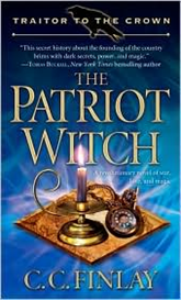 The Patriot Witch Traitor to the Crown #1 by C. C. Finlay | eBooks | Science Fiction