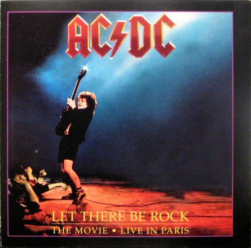 First Additional product image for - AC/DC Let There Be Rock - The Movie Live In Paris (1997) 320 Kbps MP3 ALBUM