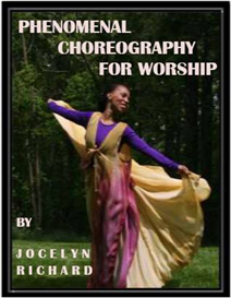 phenomenal choreography for worship