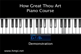 How Great Thou Art Video and Midi Piano Course Download | Music | Gospel and Spiritual