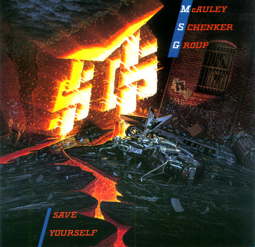 First Additional product image for - MCAULEY-SCHENKER GROUP Save Yourself (1989) 320 Kbps MP3 ALBUM
