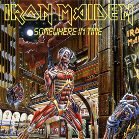 iron maiden somewhere in time (1995) (4 bonus tracks) 320 kbps mp3 album