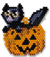 Pumpkin Cat | eBooks | Arts and Crafts