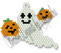 Pumpkin Ghostie | eBooks | Arts and Crafts