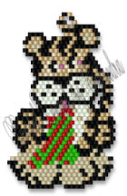Tiger Tabby Ornament | eBooks | Arts and Crafts