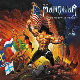 MANOWAR Warriors Of The World (2002) (4 BONUS TRACKS) 320 Kbps MP3 ALBUM | Music | Rock