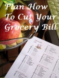 Plan How To Cut Your Grocery Bill | eBooks | Outdoors and Nature