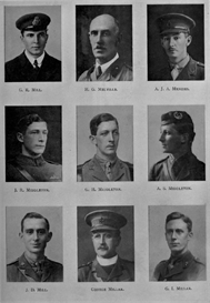 Edinburgh University Roll Of Honour 1914-1919 Plate 58 | Other Files | Photography and Images