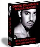 David Blaine Mega Magic | eBooks | Entertainment