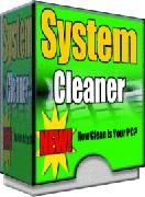 System Cleaner (with Master Resell Rights) | Software | Utilities